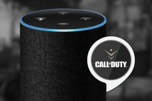 Call of Duty Alexa Skill home