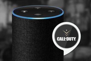 Call of Duty Alexa Skill home