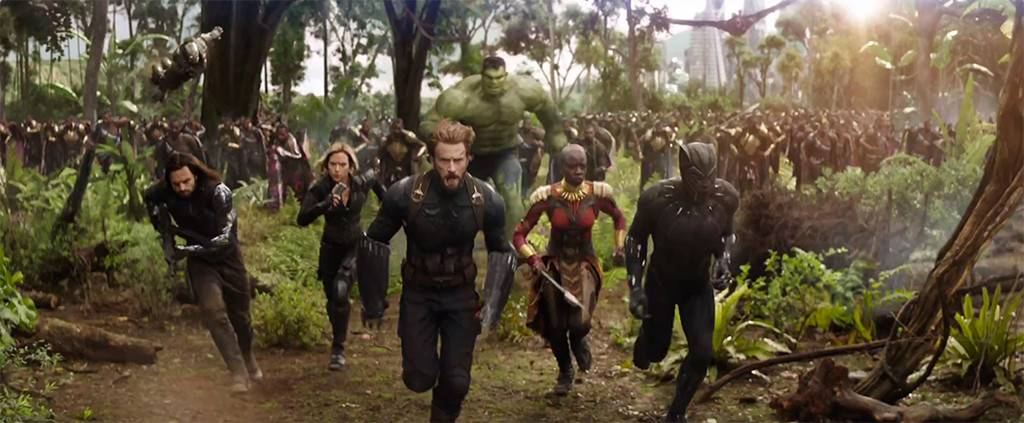 Avengers Infinity War in Blu-ray Ultra HD anche per l'Italia