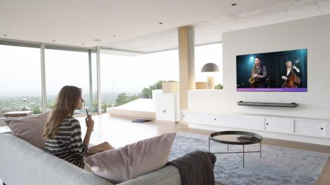 LG TV OLED 2018