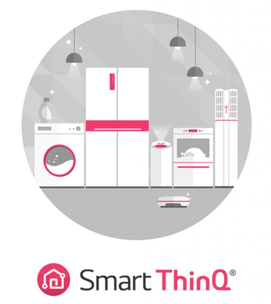Gli elettrodomestici LG SmartThinQ ora parlano con Amazon Alexa