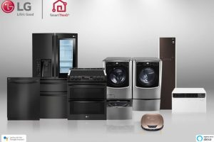 SmartThinQ home