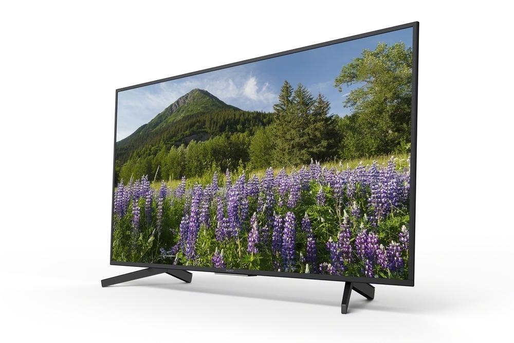 Debuttano i TV Sony XF83 e XF70