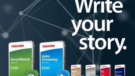 Toshiba had drive S300 V300 HDD