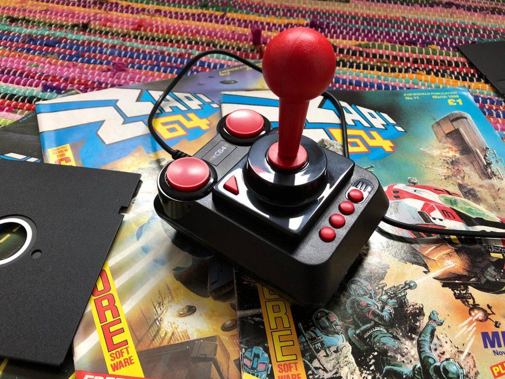 The C64 Mini: nostalgia canaglia… e joystick da dimenticare