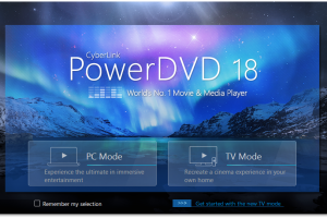 PowerDVD 18: la suite audiovideo di CyberLink si aggiorna