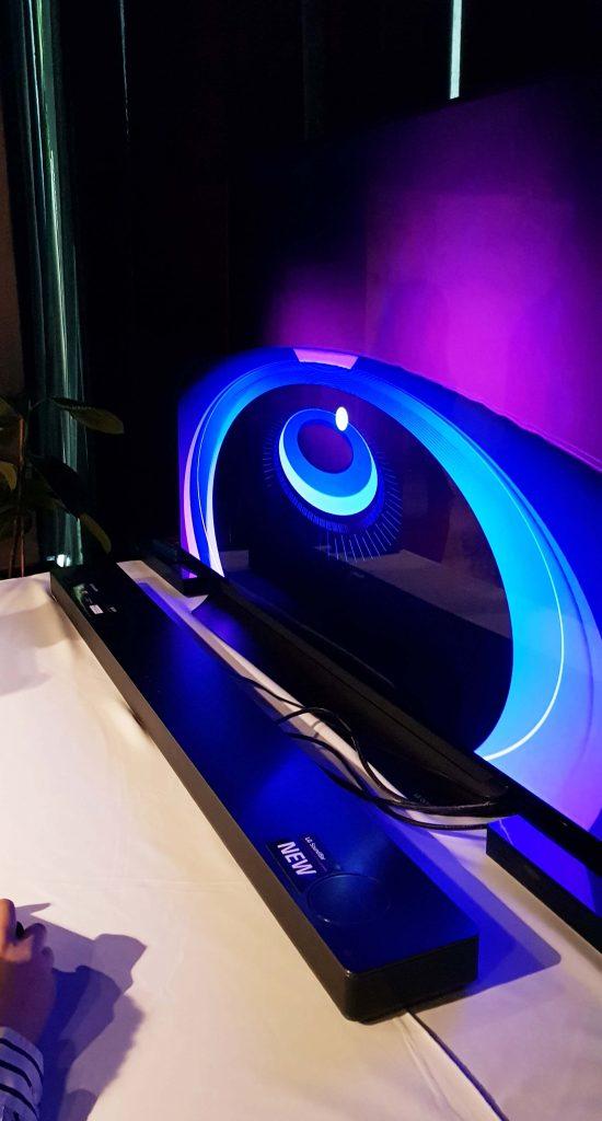LG e Meridian: speaker e soundbar Dolby Atmos, prime impressioni