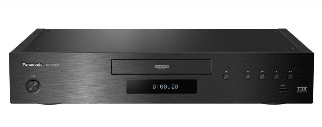 Panasonic DP-UB9000: lettore UHD di fascia alta al giusto prezzo