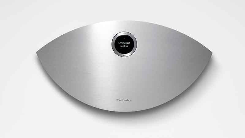 Lo speaker wireless Technics OTTAVA C50 punta su qualità e multiroom