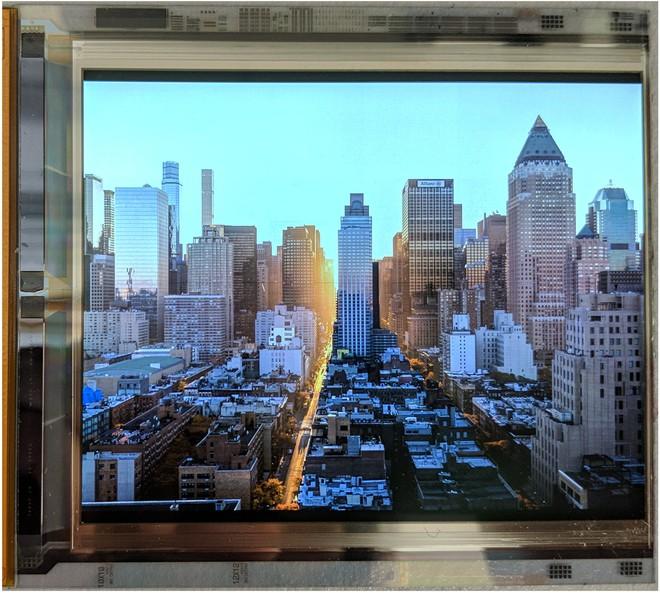 Il display per la VR di LG e Google è qualcosa di mostruoso