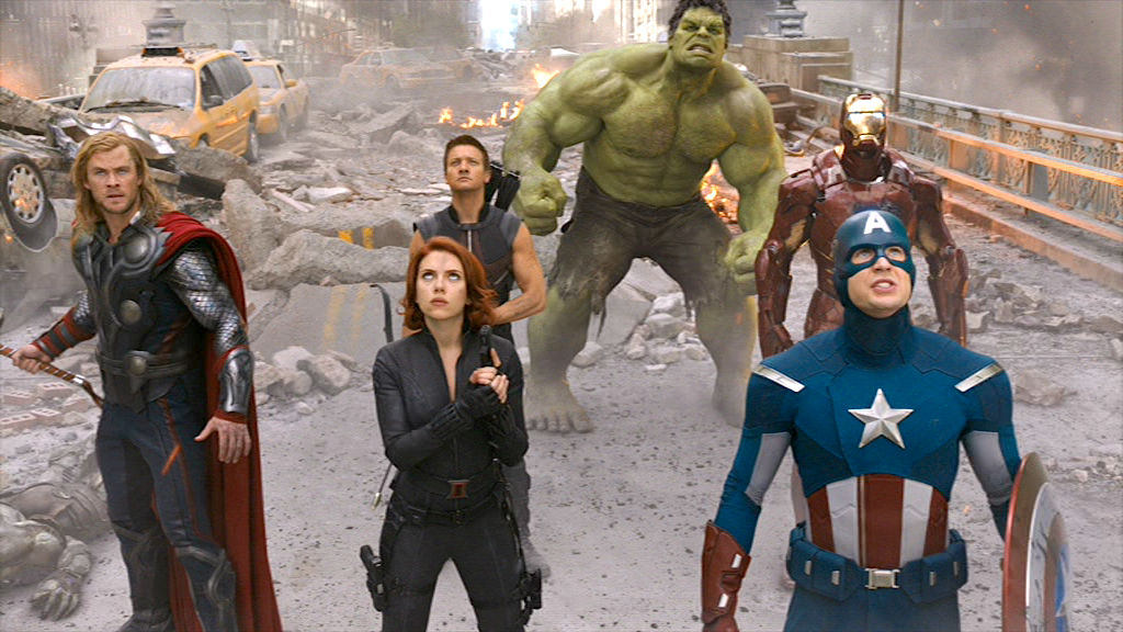 "Marvel ""incontenibile"": annunciati i primi due Avengers in 4K"