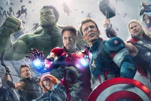 Avengers 4K