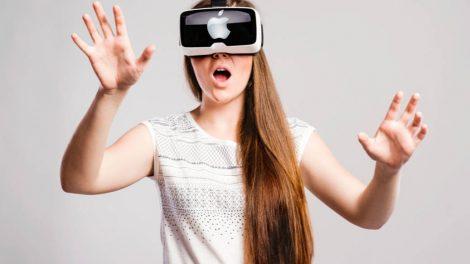 8K Apple: realtà virtuale e aumentata