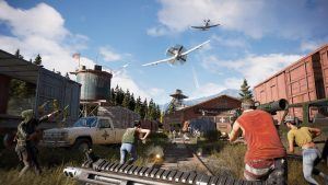 Far Cry 5 by Ubisoft - Home Theater Test Xbox One X