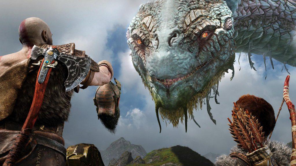 God of War [PlayStation 4 Pro]