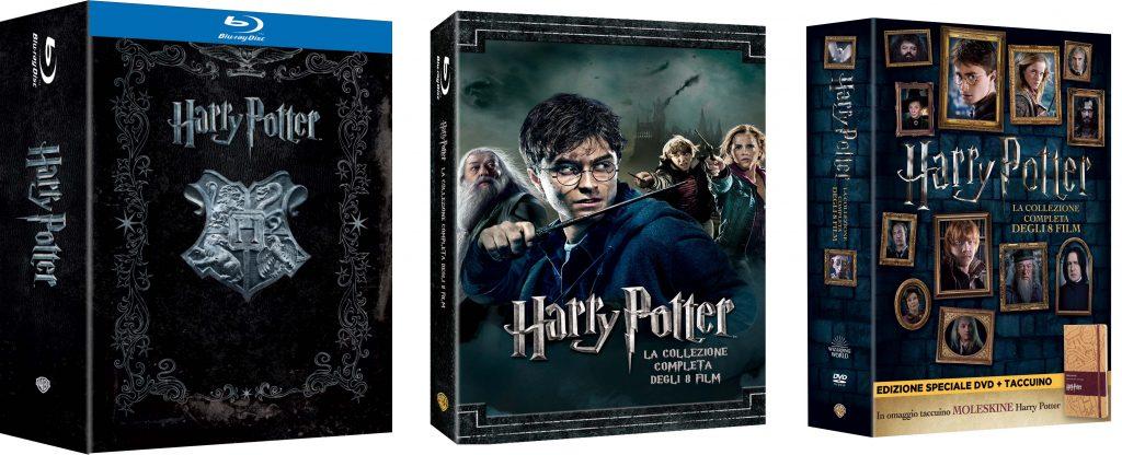 Harry Potter boxset 2018