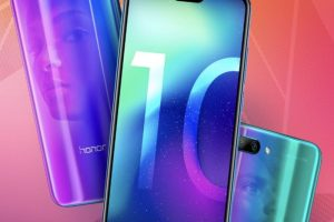 Honor 10 home