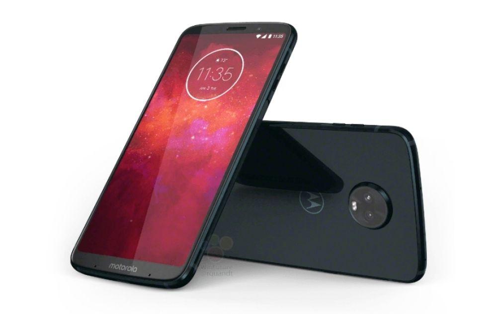 Motorola Moto Z3 Play in arrivo insieme a Moto Mod 5G
