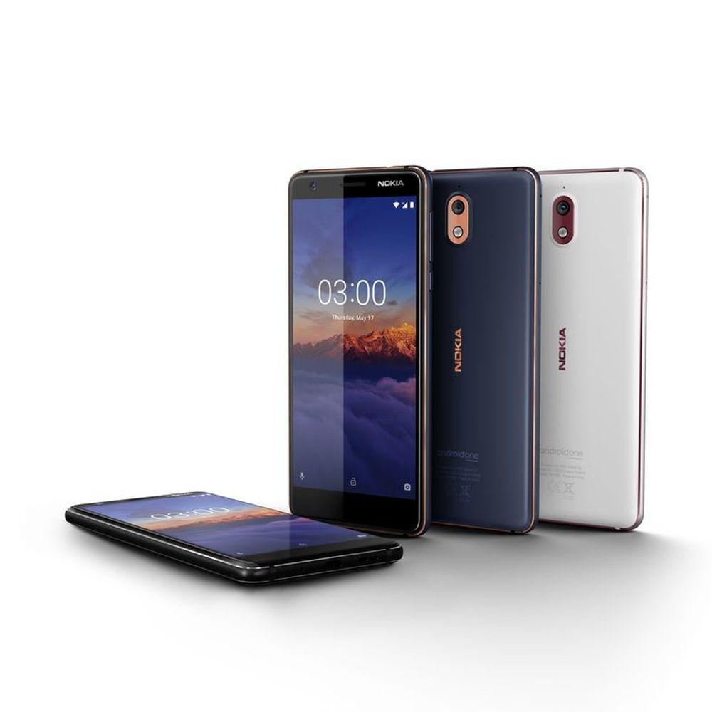 Tre nuovi smartphone Nokia in arrivo questa estate