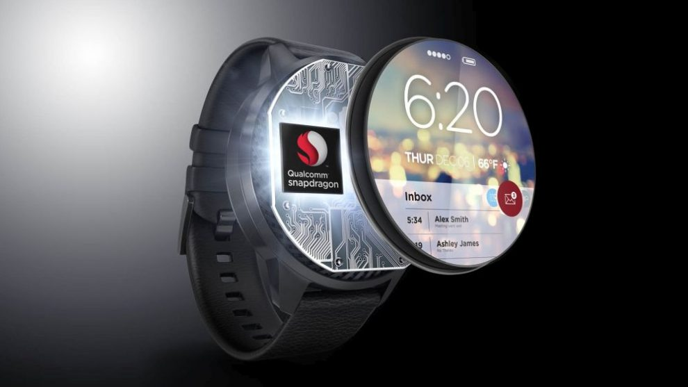 Qualcomm Snapdragon smartwatch home