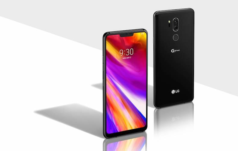 LG G7 ThinQ: intelligenza artificiale e foto super nel segno di Android