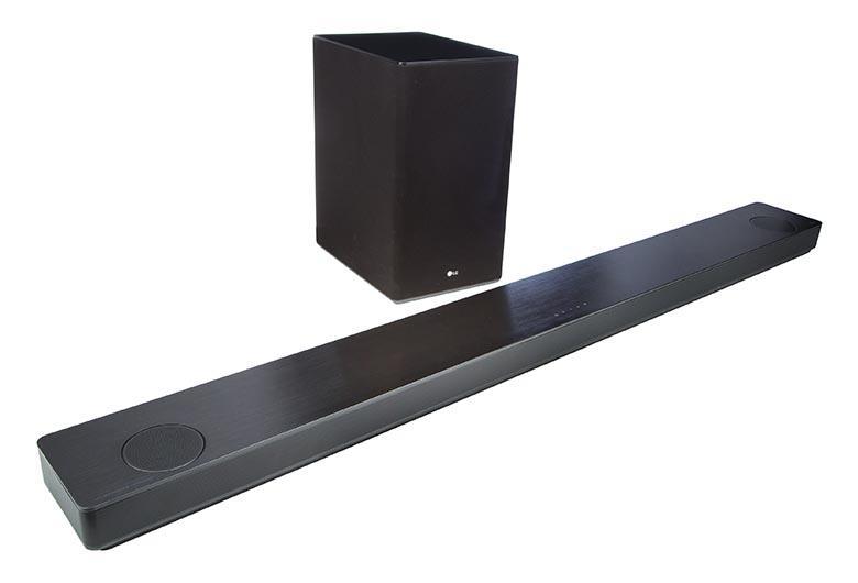LG SK10Y: la soundbar Dolby Atmos a un passo dall'eccellenza