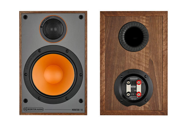 Monitor Audio Monitor 100: diffusori entry-level dal cuore grande