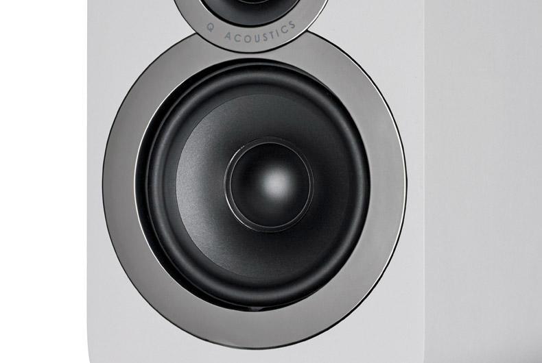 Q Acoustics 3010i: diffusori da scaffale dal prezzo super