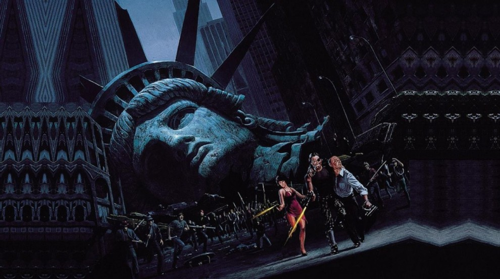 1997: fuga da New York [BD]