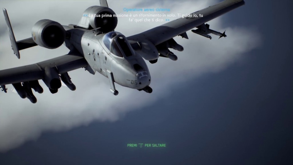 Ace Combat 7: Skies Unknown – Home Theater Test Xbox One X