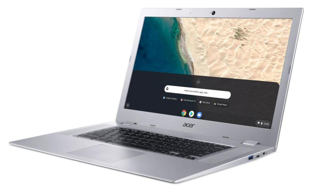 CES 2019: Acer Chromebook 315 è il primo portatile Chrome OS con SoC AMD