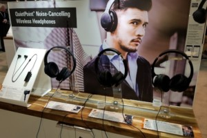 CES 2019 - Audio-Technica e l'Active Noise Control