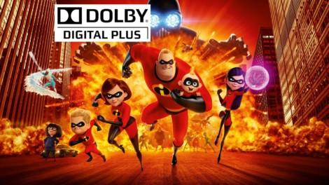 Gli Incredibili 2 [BD] – Disney al 50% in Italia