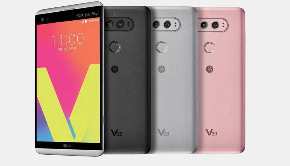LG G5 e LG V20 non riceveranno più aggiornamenti