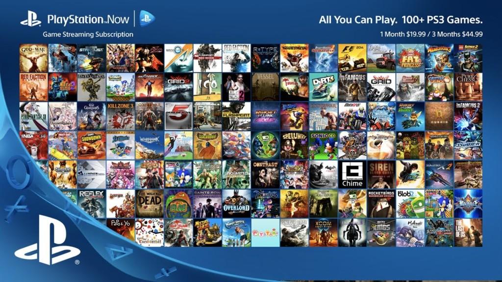 PlayStation Now: in arrivo taglio dei prezzi e titoli tripla A