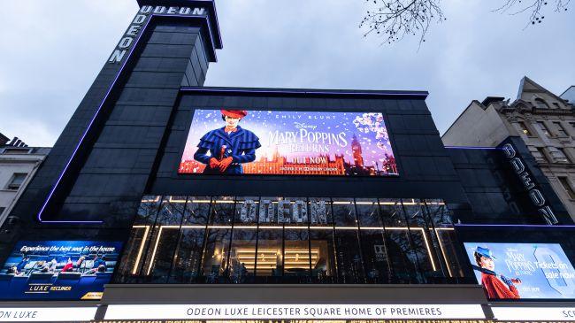 Dolby Cinema: l'esperienza dell'Odeon Luxe di Londra