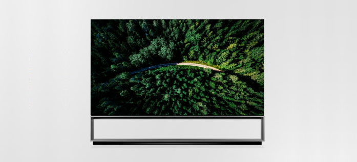 Il TV OLED 8K di LG arriva in Corea del Sud… e che prezzo!