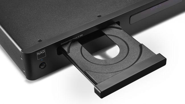 NAD C 538: un lettore CD con tanta sostanza e pochi fronzoli