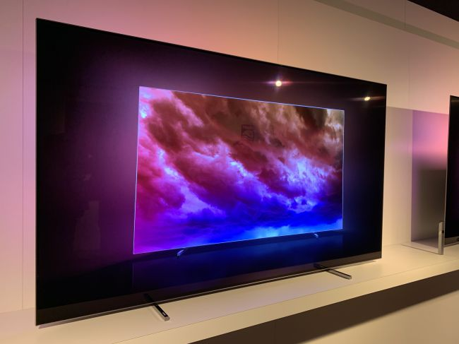 TV Philips OLED 804/854: aspettiamoci grandi cose