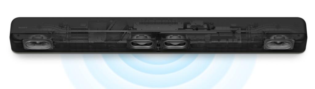 CES 2019: Sony annuncia una soundbar Dolby Atmos e un lettore UHD