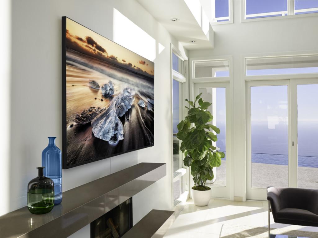 """TV Samsung 2019: ecco gli 8K, gli LCD entry-level e i TV """"artistici"""""""