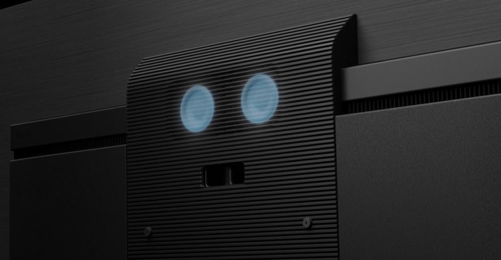 Sony KD55AF8 OLED - Prova su strada