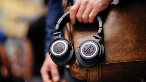 Audio-Technica ATH-M50xBT - La qualità passa in wireless
