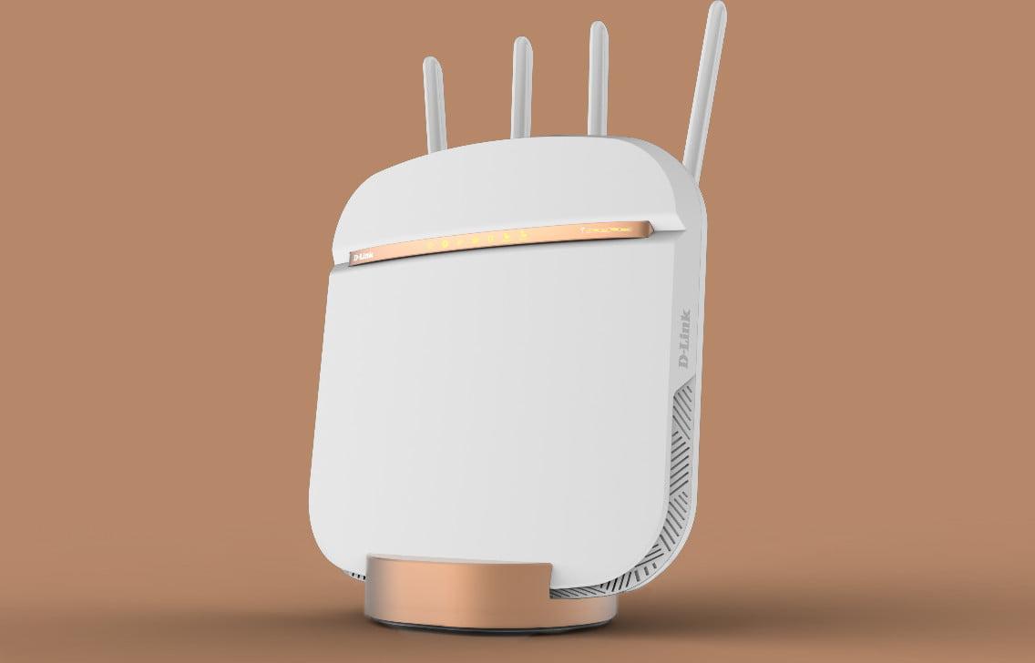 D-Link DWR-2010 5G NR: arriva il primo router ibrido 5G