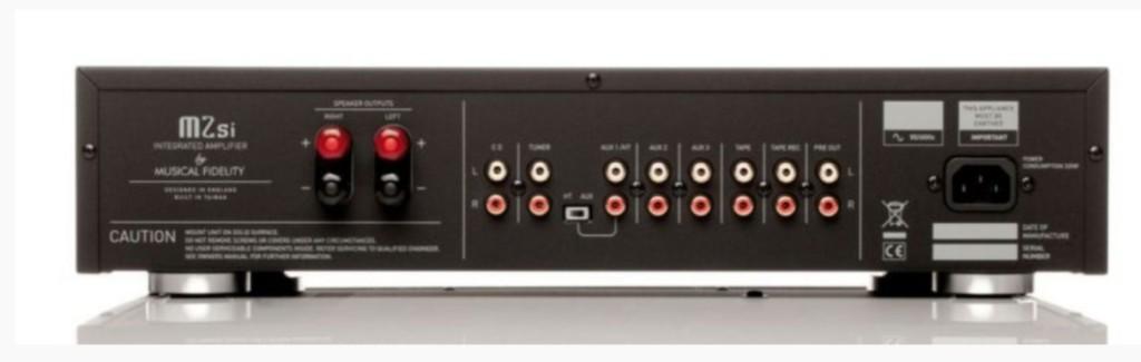 Musical Fidelity M2si e M2scd: Hi-Fi di razza a meno di 1000 euro