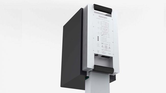 Manger Audio C1: i diffusori attivi a un passo dalla perfezione