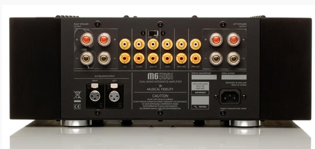Tre nuovi prodotti per la serie M6 di Musical Fidelity