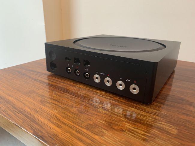 Sonos Amp: l'amplificatore connesso con un cuore Home Cinema