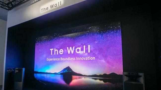 Samsung The Wall Luxury: arriva il TV modulare 8K fino a 292 pollici