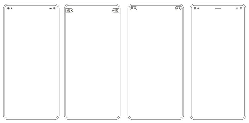Xiaomi pensa al doppio foro nel display